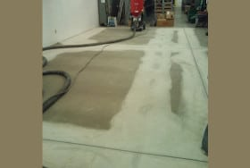 Industrial Concrete Polishing