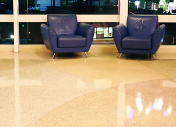 Terrazzo Cleaning Polishing Repair Minneapolis St Paul