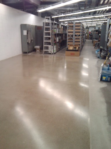 industrial concrete polishing – after #2